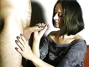 Amateur Cumshot Handjob Hot Mature