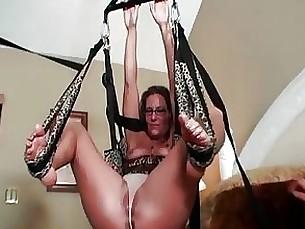 Horny Kinky Lesbian MILF Threesome