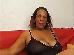 Amateur Black Ebony BBW Mature
