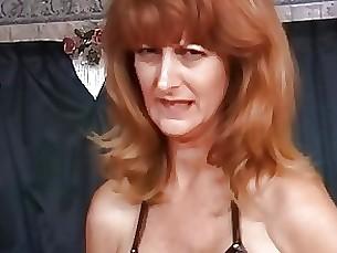 BDSM Big Tits Boss Fetish Latex Mature Nipples Tease