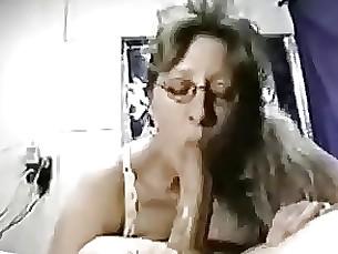 mature cum in mouth