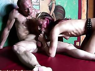 Real dutch prostitute tasting jizz