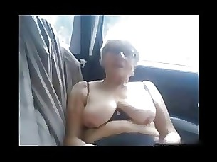 Amateur Car Masturbation Mature Squirting