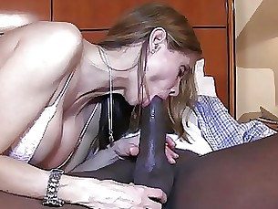 Big Cock Creampie Hot Interracial MILF Wife