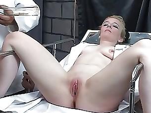 BDSM Blonde Boss Kinky Kitty Lingerie Mature Toys