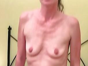 Granny Hairy HD Masturbation Mature MILF Pleasure Pussy