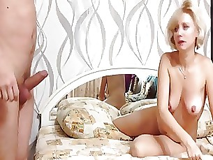 Amateur Blonde Fuck MILF