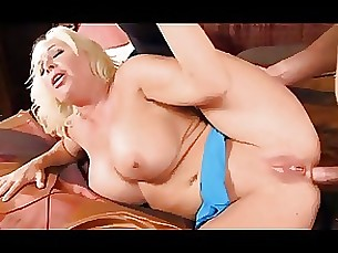 Anal Ass Blonde Bus Busty Mature