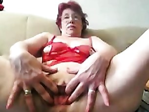 Amateur Dildo Fetish Masturbation Mature Solo Toys Webcam