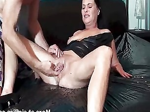 Amateur Couple Fetish Fisting Masturbation MILF Wife