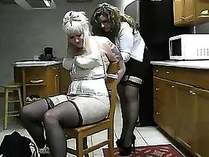 BDSM Blonde Brunette Domination Erotic Fetish Hardcore Hot