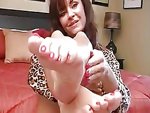 Feet Fetish Foot Fetish Masturbation MILF