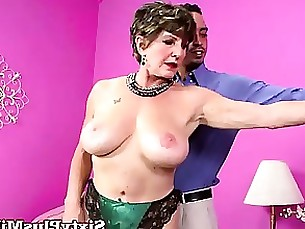 Granny Hot Mature MILF Pornstar