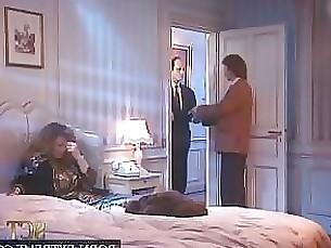 Bedroom Boss Mature Sleeping Wife