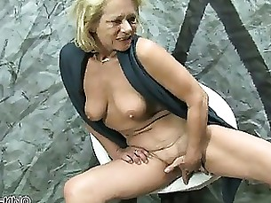 Amateur Blonde Crazy Mature Nasty Whore