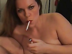 Amateur Blowjob Mature Smoking