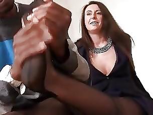 Big Cock Hardcore Interracial MILF