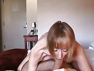 Amateur Creampie Homemade MILF Really Redhead
