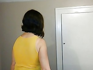 Sexy Chell Nipples Through Shirt 038