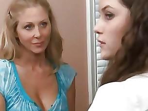 Lesbian Mature Seduced Teen