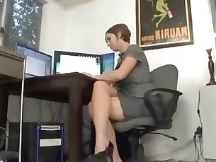 Blowjob Boss Cougar Fuck Hardcore Hooker MILF Office