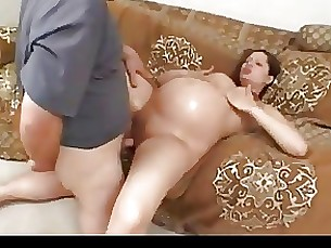 Four Pregnant Fucked BVR