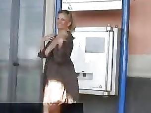 Amateur Mature Nude Public Train