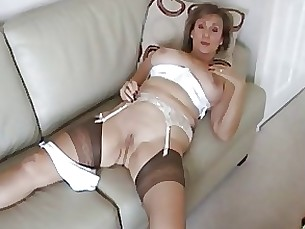 stockings and dildos
