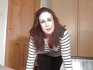 Lingerie Mammy MILF Panties POV