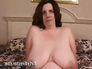 Amateur Babe Big Tits BBW Fatty Mature MILF Uniform