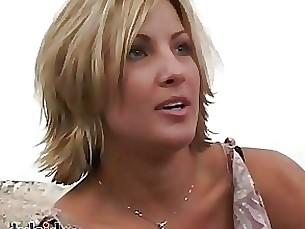 Blonde Hot MILF Whore