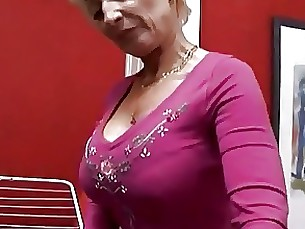 BBW Fuck Granny