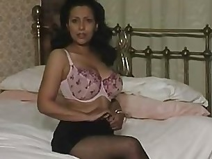 Stroking your cock for aunt