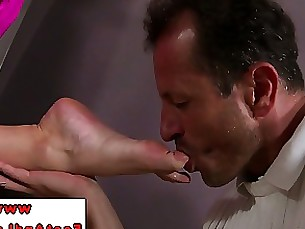 Feet Fetish Foot Fetish Footjob HD MILF