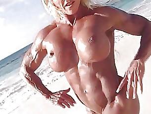 Beach Mature Nude