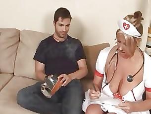 Mature MILF Nurses Pleasure