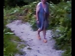 Amateur Mature Nude Outdoor Public