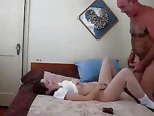 Teen Whore and NOT her Dad