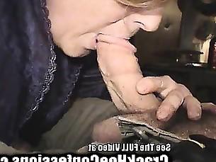 Fag Hag Cock Sucker Mouth Fucks My Dick!
