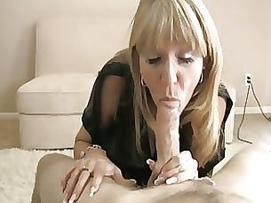 Blowjob Big Cock Cougar Cumshot Mammy Mature MILF Teen