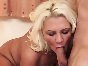 Busty daughter sensual sex