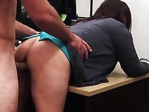 Brunette Cash Hardcore MILF POV
