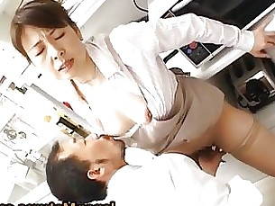 Blowjob Brunette Chick Couple Japanese Masturbation Mature