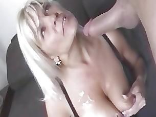 blond dojrzały