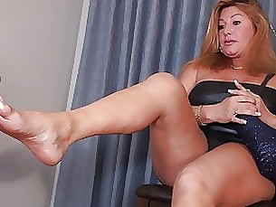 Fetish Foot Fetish Mammy Mature