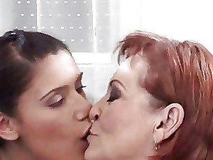 Group Sex Lesbian Old and Young Teen