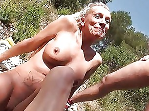 Hot Cougar 50y Fucked by Young Cock