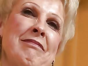 Blowjob Fuck Granny Masturbation Mature Squirting Sucking