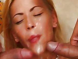 Creampie Cumshot Facials MILF