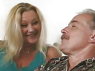 Anal BDSM Granny Mature MILF Threesome